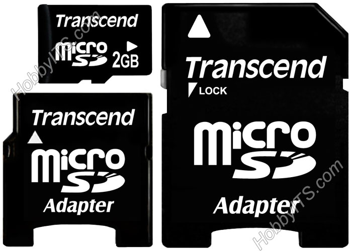 Типы SD карт памяти
