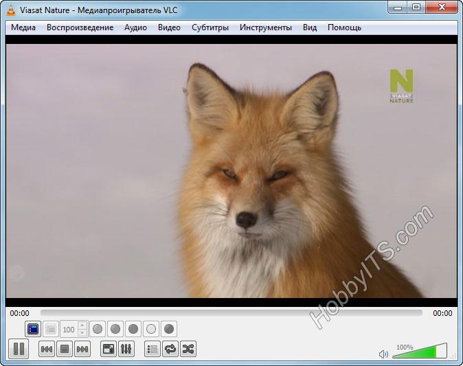 Воспроизведение IPTV в VLC плеере на компьютере
