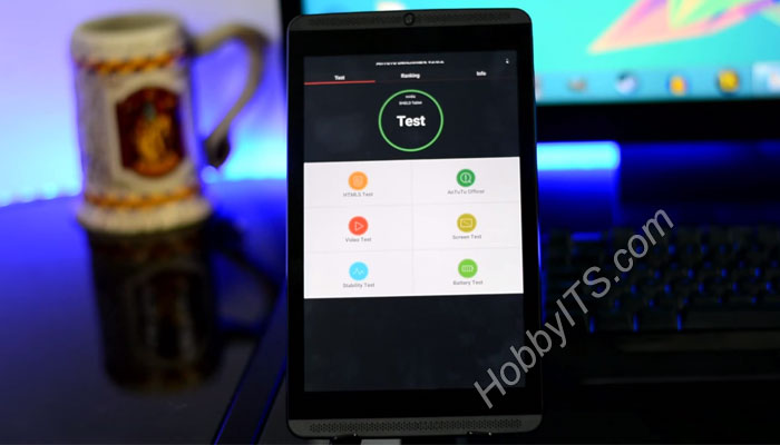 Планшет NVIDIA Shield на базе ОС Android