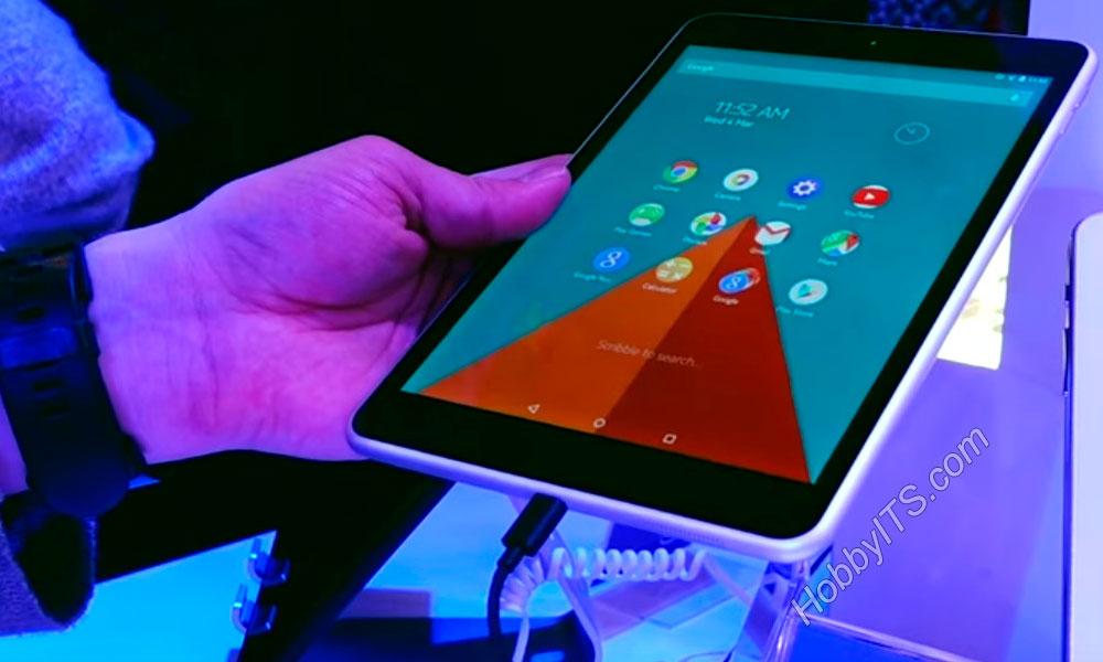 Nokia N1 не поддерживает SD карты памяти