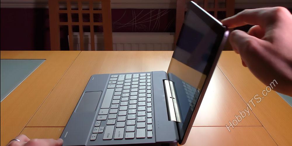 Планшет Chuwi Hi12 с клавиатурой