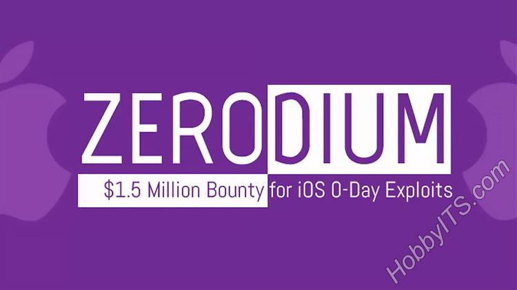 Zerodium обещает выплатить 1,5 миллиона долларов за взлом iOS10