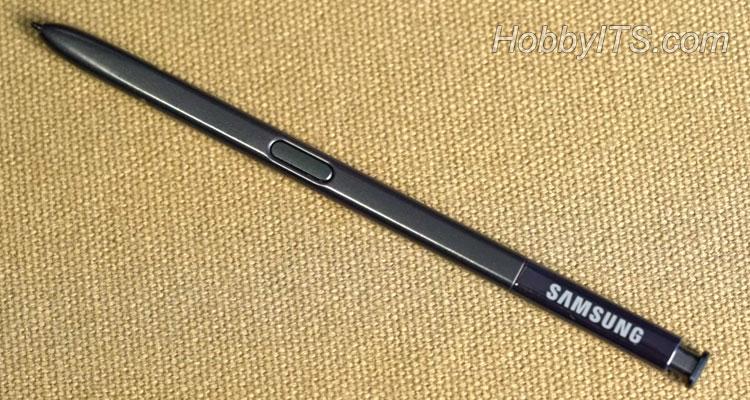 S Pen с кнопкой