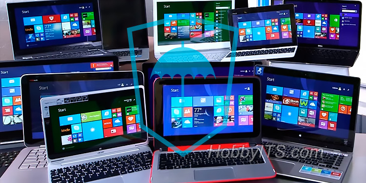 Защита Windows с помощью программы Shadow Defender