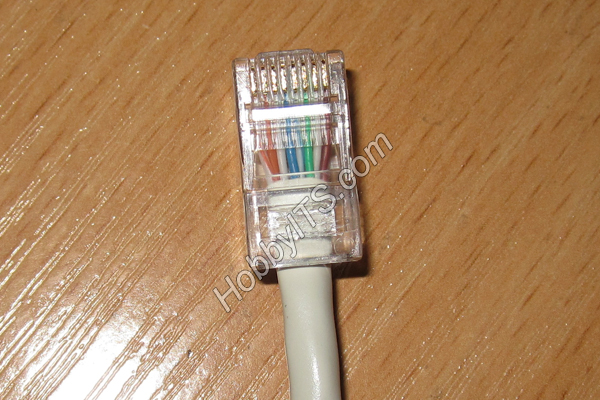 Чем обжать интернет кабель