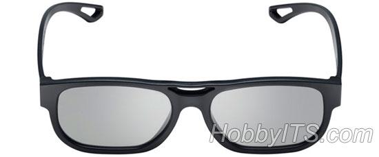Пассивные поляризованные очки 3D