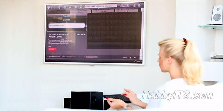 Как подключить клавиатуру и мышь к телевизору Samsung Smart TV