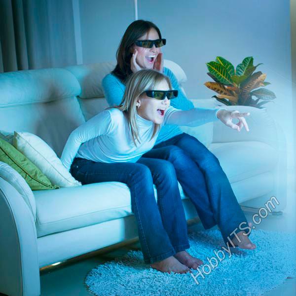 Восторг и удовольствие от просмотра 3D дома