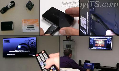 Способ подключения цифровых устройств по технологии WiDi