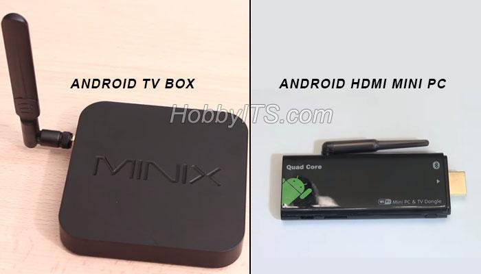 TV приставки Android HDMI mini PC и Android TV box