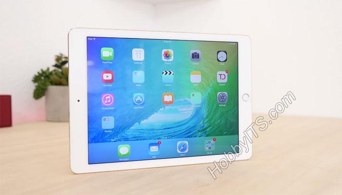 iPad Multitasking с операционной системой iOS 9