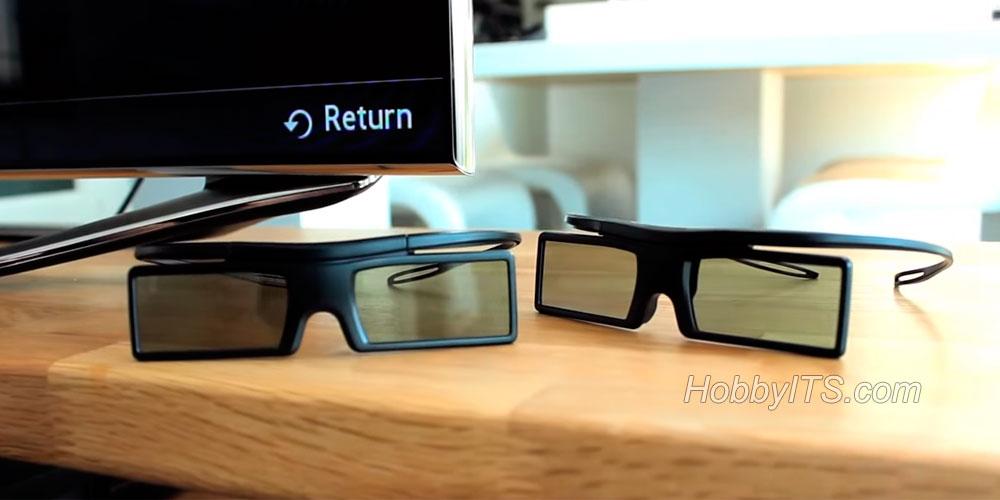 Спрос на 3D-очки постепенно падает