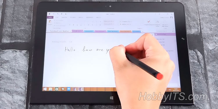 Lenovo WRITEit 2.0 — максимум возможностей сенсорного экрана