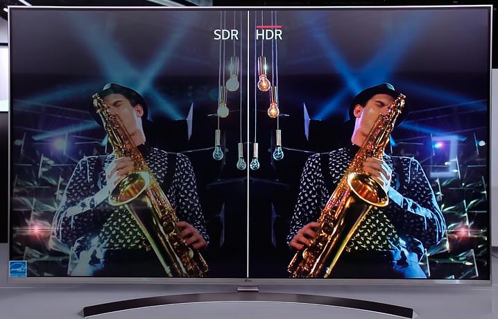 LG телевизоры SUPER UHD TV получили совместимость с HDR-контентом