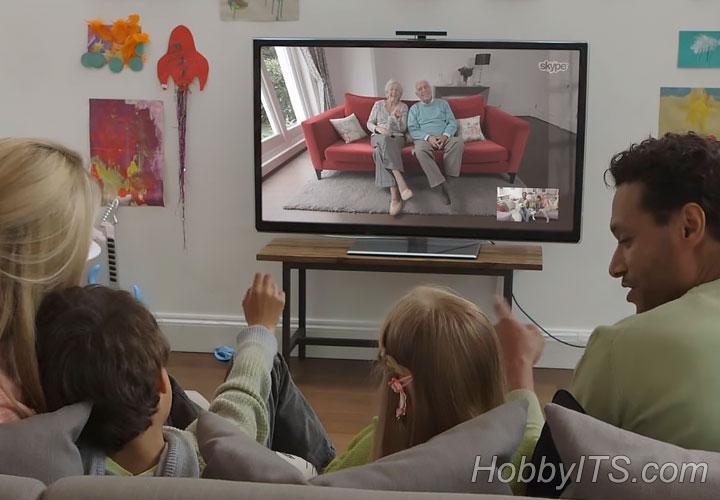 Microsoft прекращает поддержку Skype на телевизорах