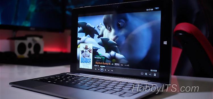 Обзор 10-дюймового планшета CHUWI HiBook 2 с ОС Windows и Android