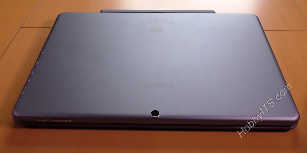 Тыльная часть планшета Chuwi Hi12 с камерой