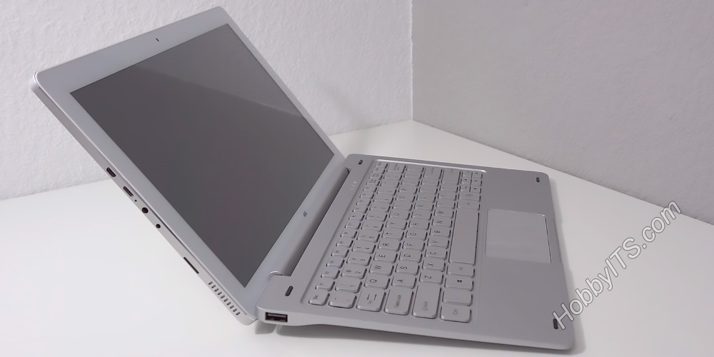 Планшет Teclast Tbook 16 Pro с клавиатурой. Обзор.