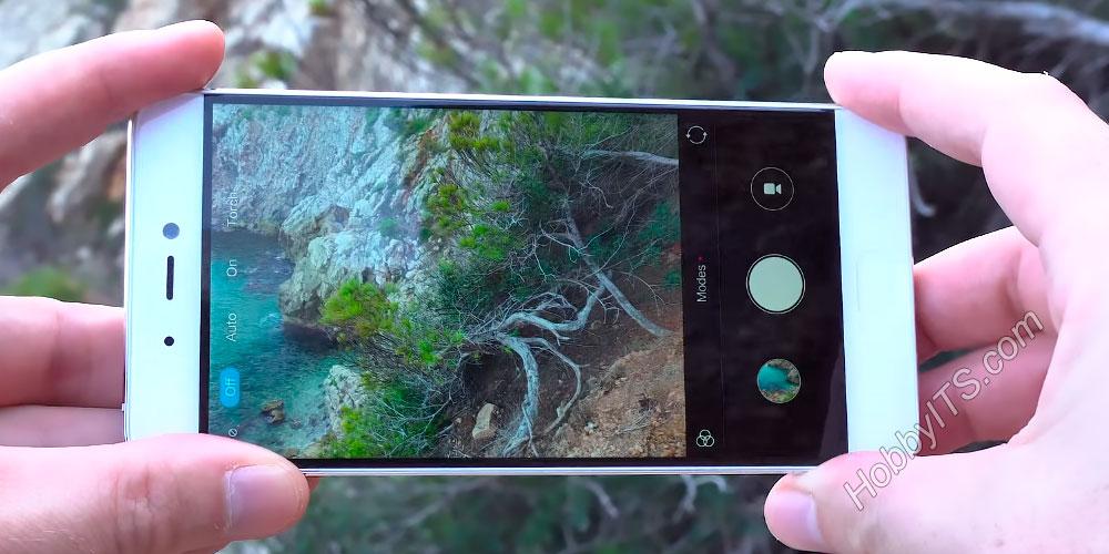 Видеосъемка на Xiaomi Mi5s
