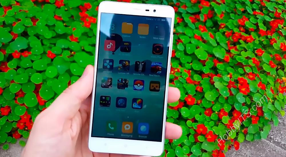 Дисплей смартфона Xiaomi Redmi Note 3 Pro