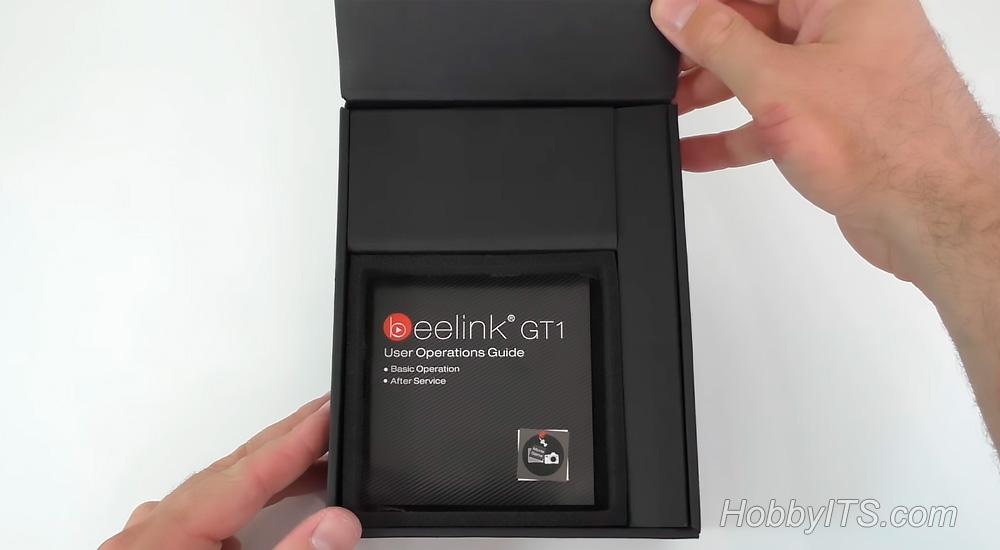 Распаковка Smart TV Box приставки Beelink GT1