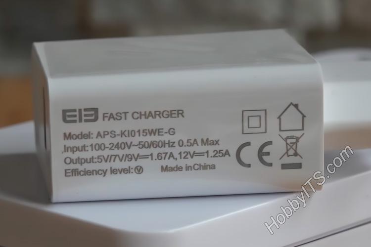 Зарядное устройство для Elephone P9000 приобретается отдельно