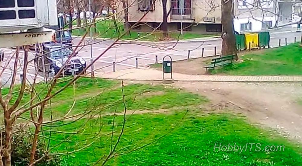 Съемка видео на камеру смартфона Cubot Note S