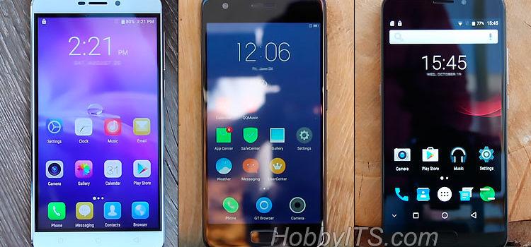 Обзор китайских смартфонов стоимостью до 200 долларов
