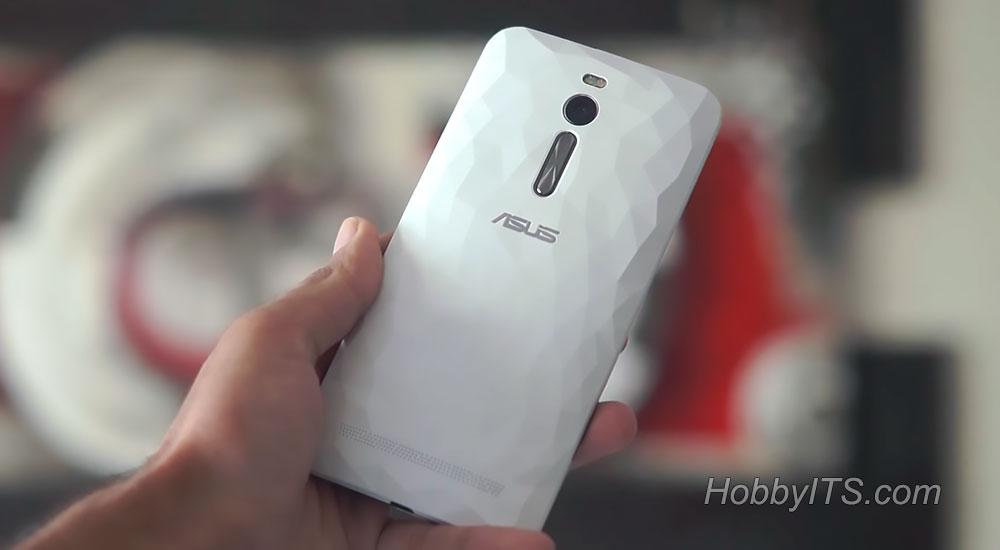 Задняя крышка телефона ASUS Zenfone 2 DELUXE ZE551ML
