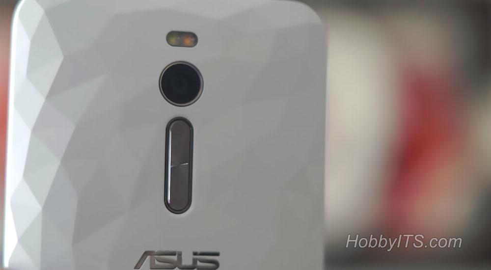 Регулировка громкости, камера и вспышка на ASUS Zenfone 2 DELUXE