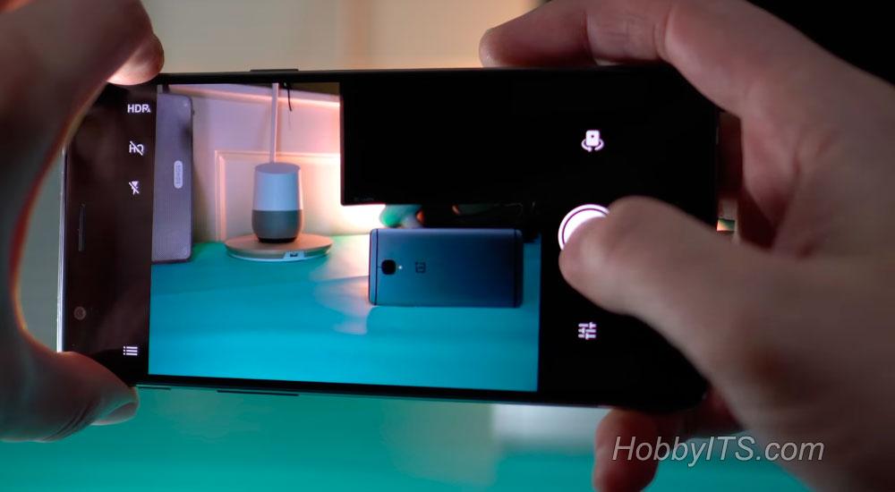 Качество съемки на OnePlus 3T очень высокое