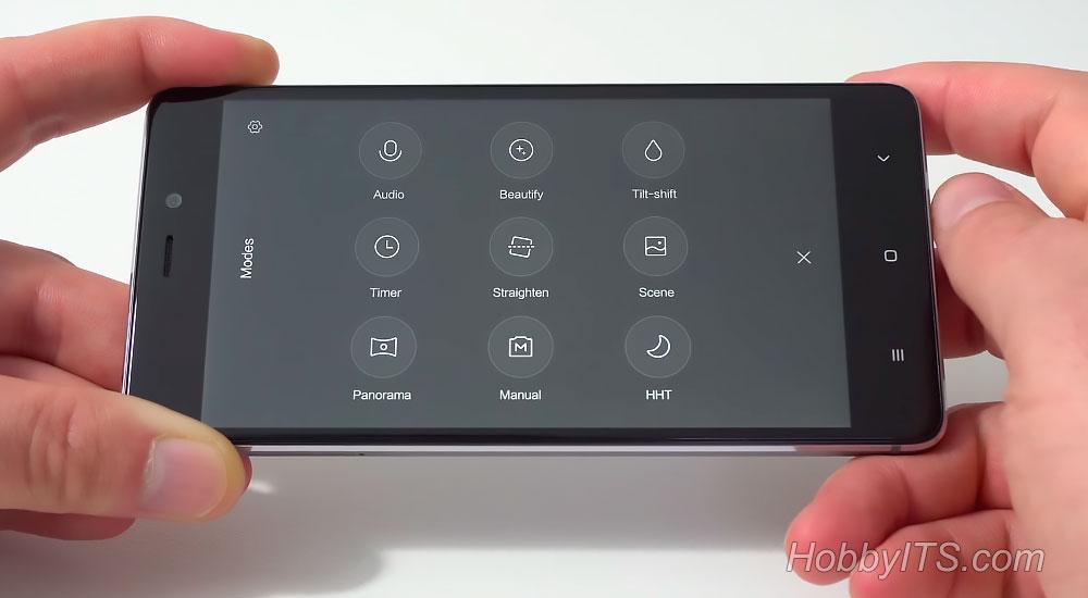 На Xiaomi Redmi 4 Prime в режимах HDR и Панорама получаются качественные снимки