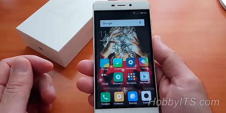 Xiaomi Redmi 4. Отличный бюджетный смартфон из Китая