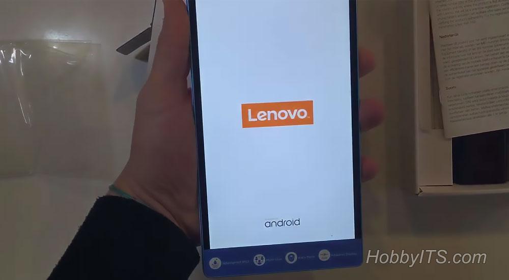Экран планшета Lenovo TAB3 7