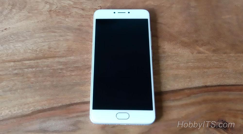 Внешний вид телефона Meizu M3 Note