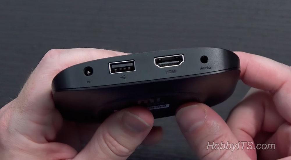 Разъемы и порты на ТВ-приставке Xiaomi Mi Box