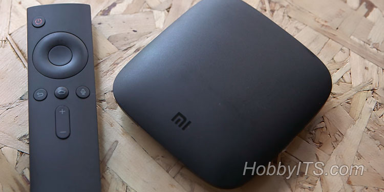 Original Xiaomi Mi Android TV Box - иновационая ТВ-приставка с голосовым управлением