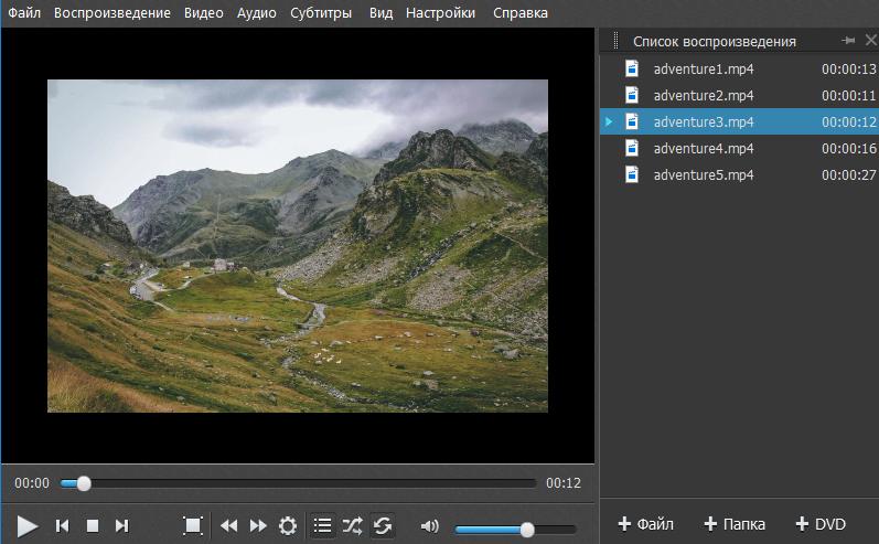 Многофункциональный фото и видео редактор