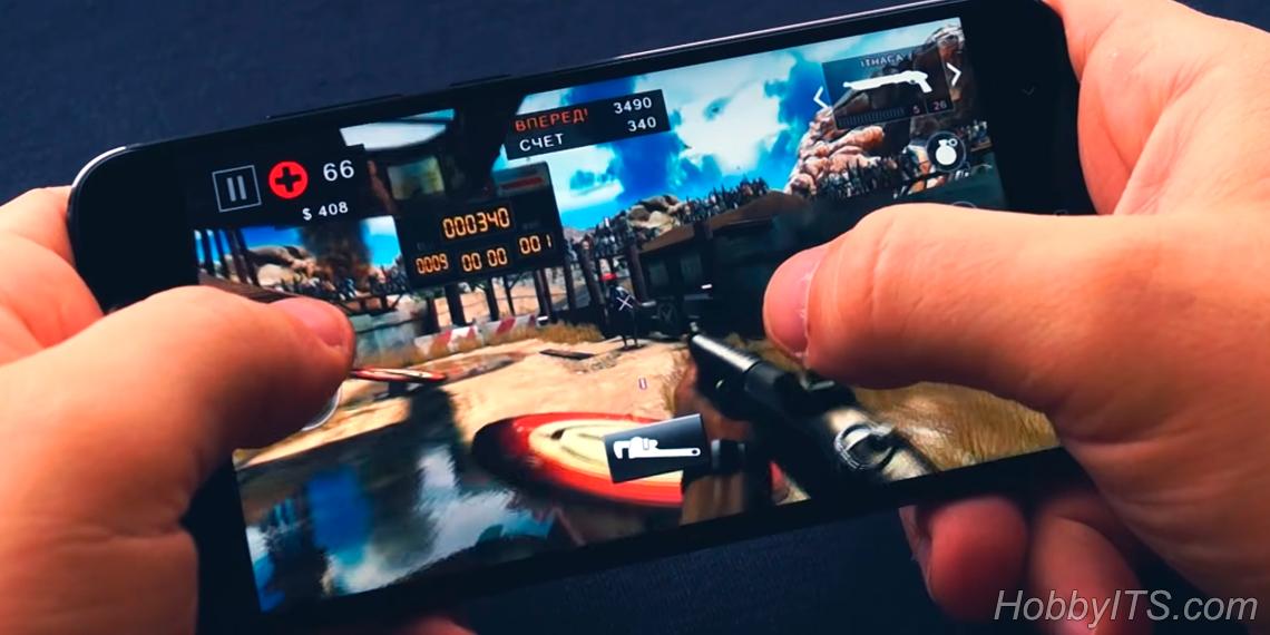 Xiaomi Mi A1 работает с процессором Qualcomm Snapdragon 625