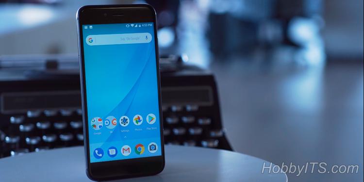 Обзор Xiaomi Mi A1 китайский смартфон на чистой версии Android