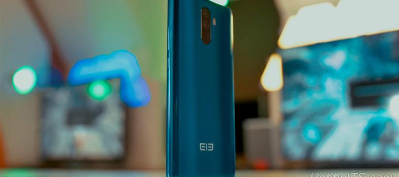 Обзор флагманских смартфонов Elephone U и U Pro с изогнутым экраном