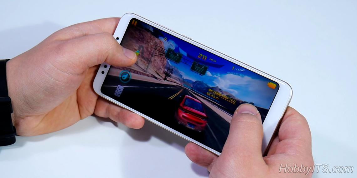 Производительность Xiaomi Redmi 5 PLUS