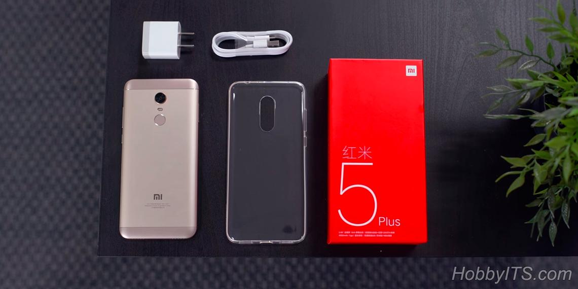 Комплектация Xiaomi Redmi 5 Plus