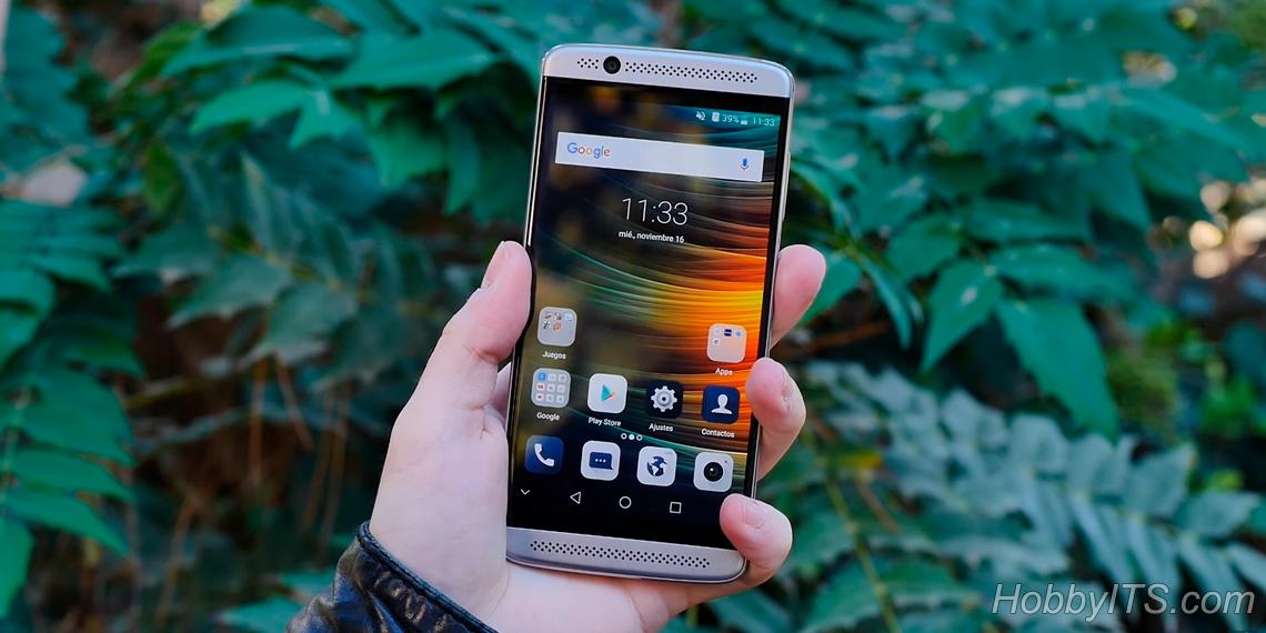 Бюджетный смартфон ZTE Axon 7 Mini с шикарными аудиоспособностями