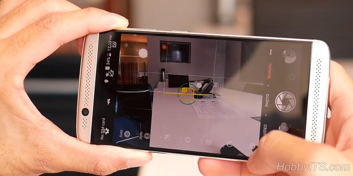 Видеосъемка в режиме FullHD 30 кадров в секунду.