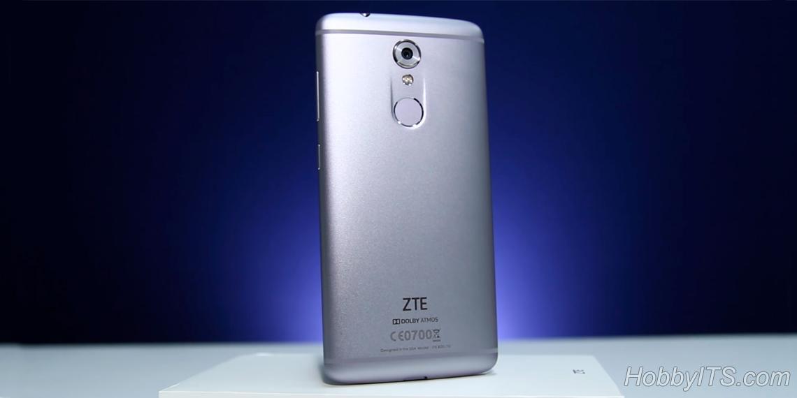 Обзор музыкального мини флагмана ZTE Axon 7 Mini