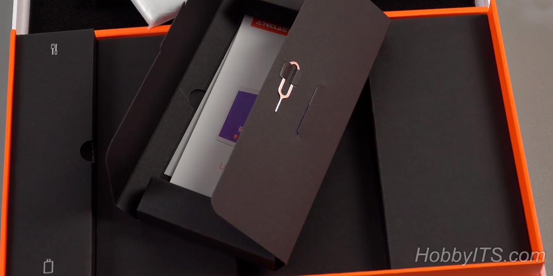 Комплектация планшета Teclast T20 4G