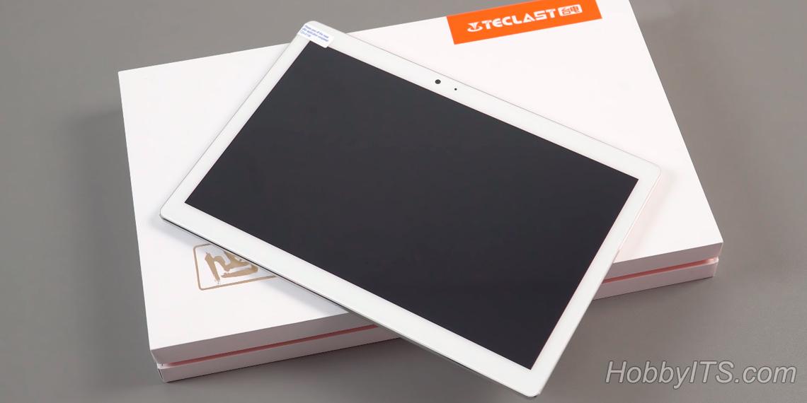 Обзор Teclast T20 4G: бюджетный планшет с поддержкой 4G LTE