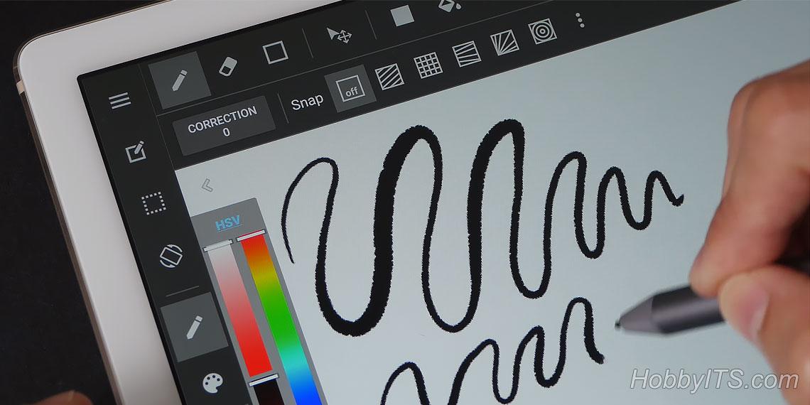Фирменное перо Mate Pen 2 от планшета MediaPad M5 Pro