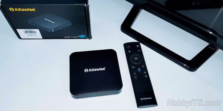 Обзор Alfawise Z1 TV BOX